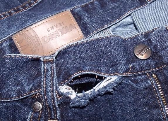 viking jeansy